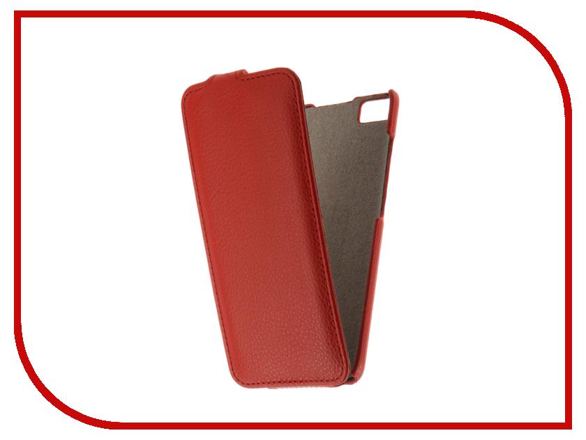 Аксессуар Чехол Xiaomi Mi5 Cojess UpCase Red<br>