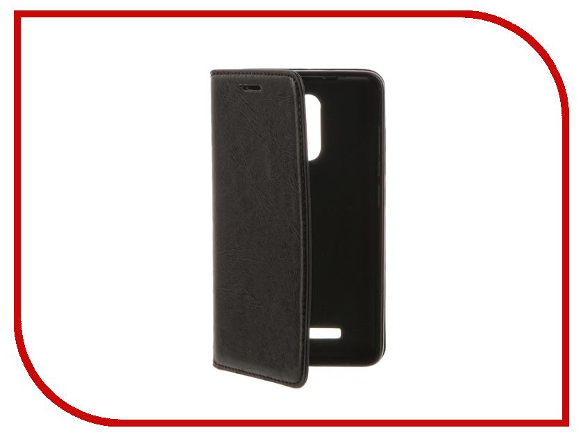 Аксессуар Чехол Xiaomi Redmi Note 3 / Redmi Note 3 Pro / Redmi Note 2 Pro Cojess Book Case Black с визитницей