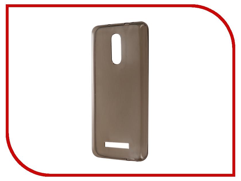 Аксессуар Чехол Xiaomi Redmi Note 3 / Redmi Note 3 Pro / Redmi Note 2 Pro Cojess UpCase Silicone Black<br>