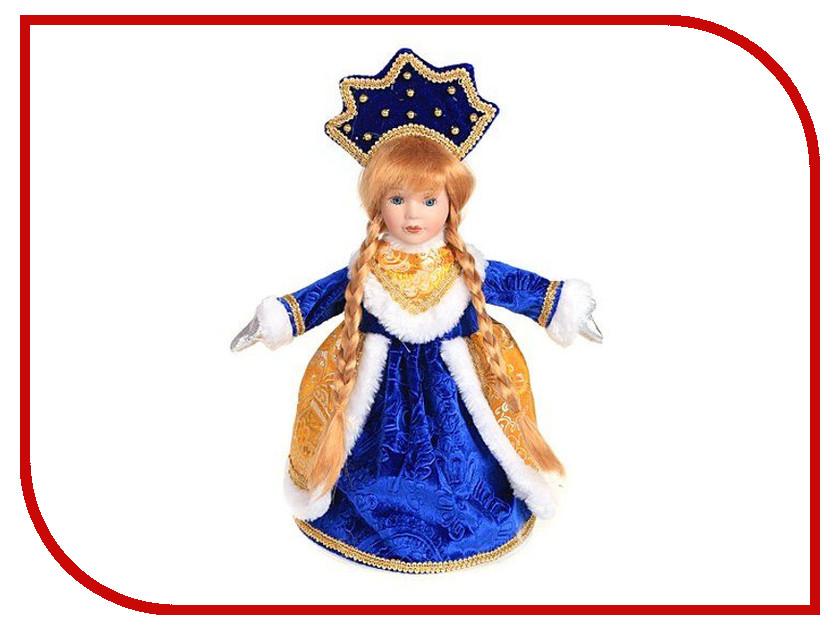 Игрушка Новогодняя Сказка Снегурочка 35см Blue 972372