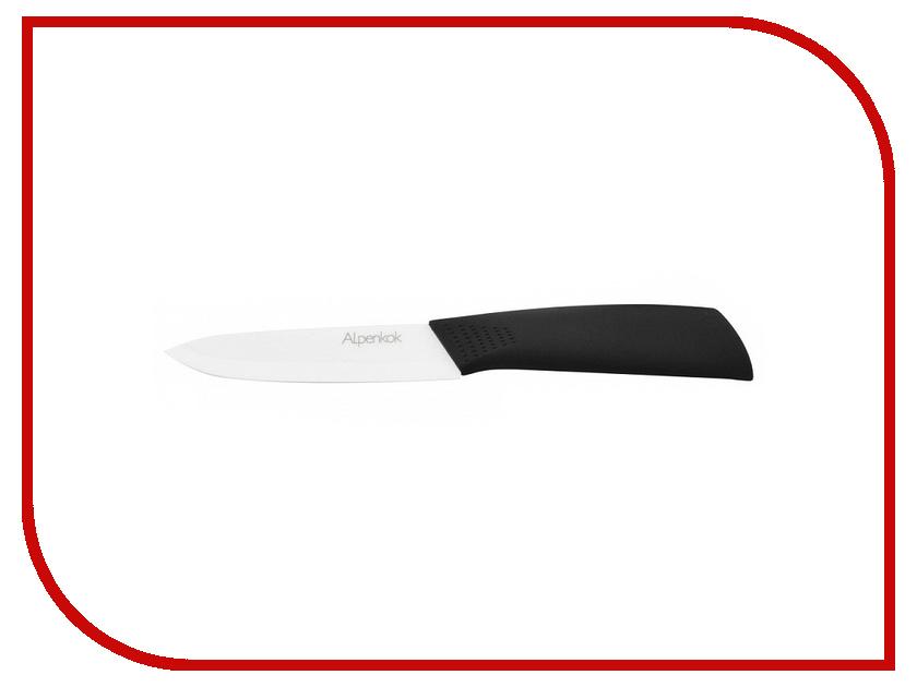 Нож Alpenkok АК-2064K L5 White-Black - длина лезвия 127мм