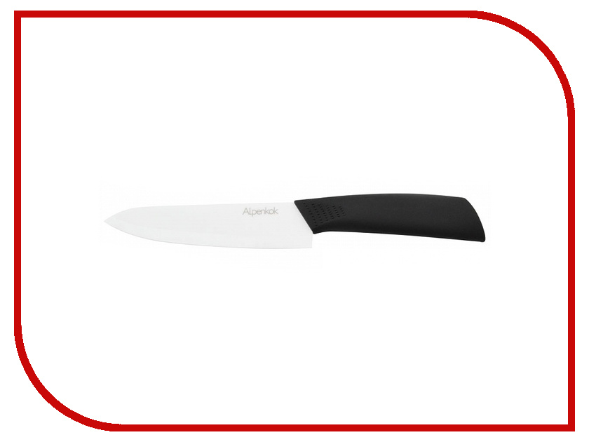 Нож Alpenkok AK-2065K L6 White-Black - длина лезвия 152мм