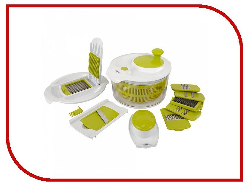 Кухонная принадлежность Alpenkok Кухонный процессор многофункциональный 8 в 1 АК-4001
