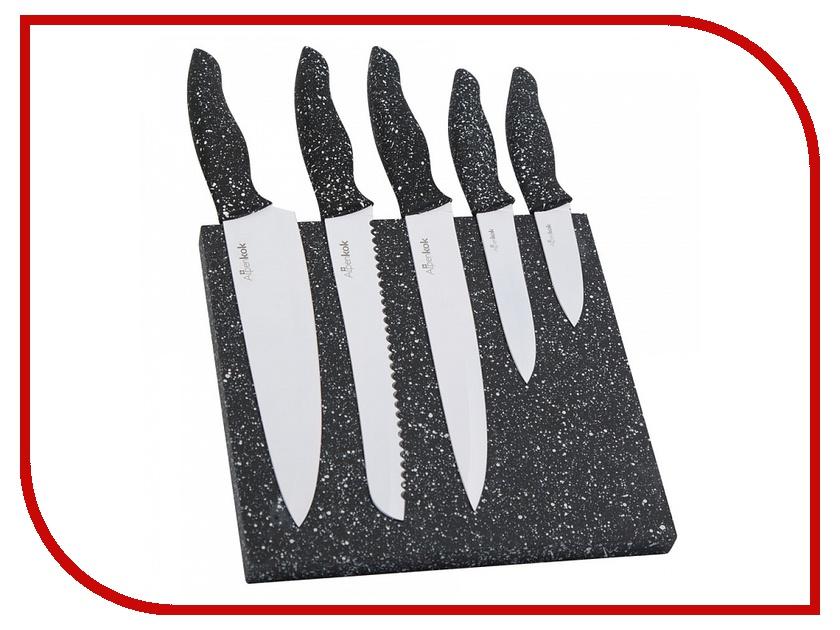 Набор ножей Alpenkok AK-2041NM atis ak 210