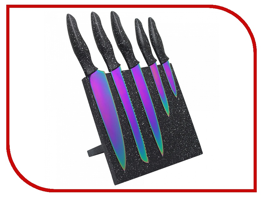Набор ножей Alpenkok АК-2042ТМ от Pleer