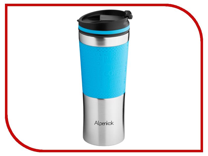 Термокружка Alpenkok 500ml Blue AK-05003
