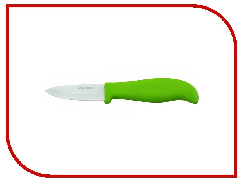 Нож Alpenkok AK-2056K L3 Turquoise-Green - длина лезвия 76мм