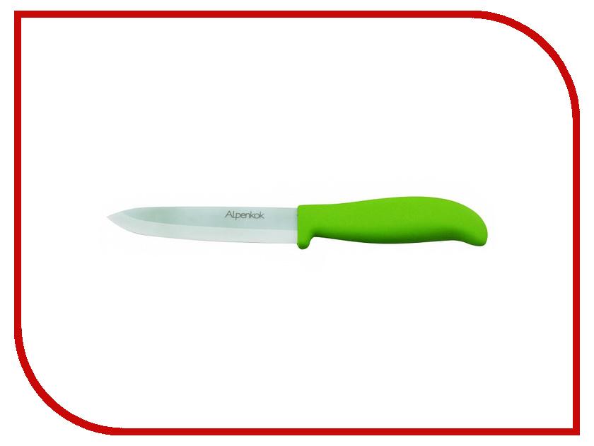 Нож Alpenkok AK-2059K L6 Turquoise-Green - длина лезвия 152мм<br>