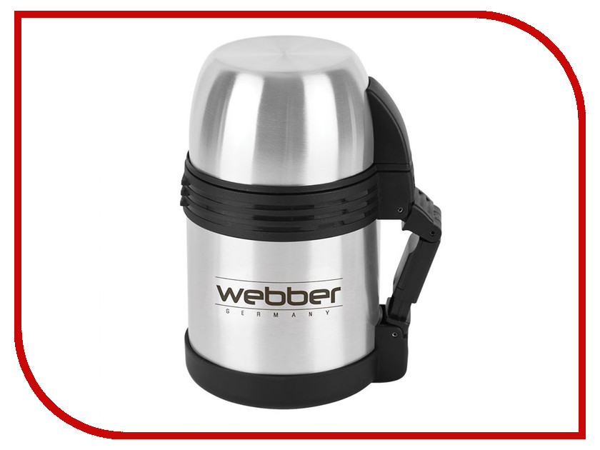 Термос Webber 800ml SSVL-800M<br>
