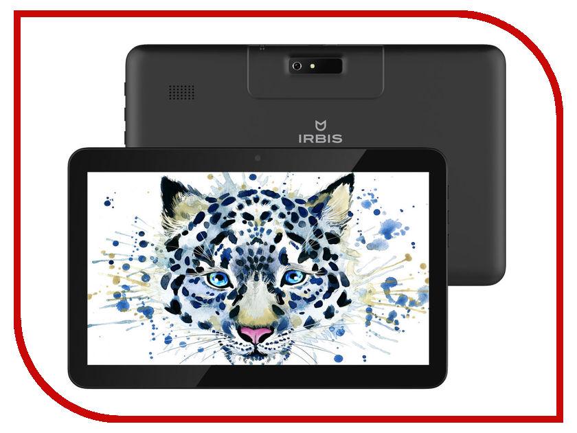 Планшет Irbis TZ143 Black (Spreadtrum SC 7730 1.2 GHz/1024Mb/8Gb/Wi-Fi/3G/Bluetooth/GPS/Cam/10.1/1024x600/Android)