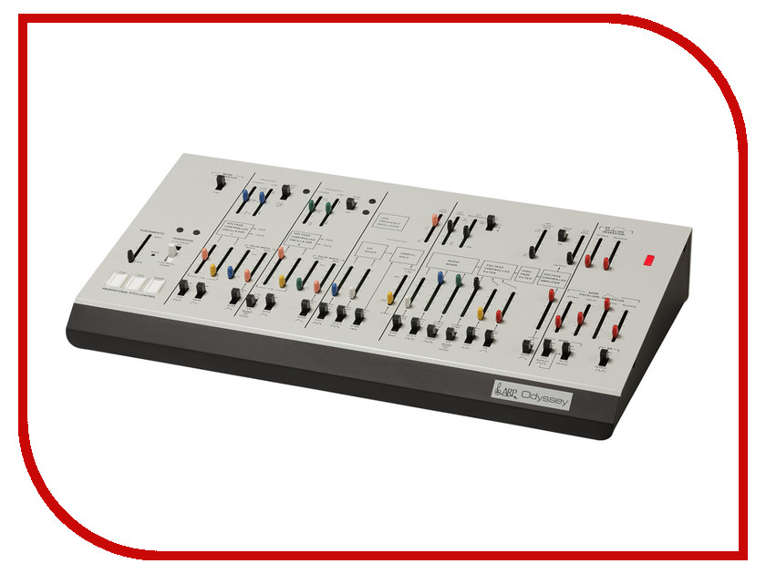 Синтезатор KORG ARP Odyssey module Rev1<br>