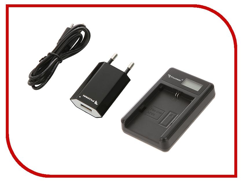 Зарядное устройство Fujimi FJ-UNC-LPE6 + Адаптер питания USB