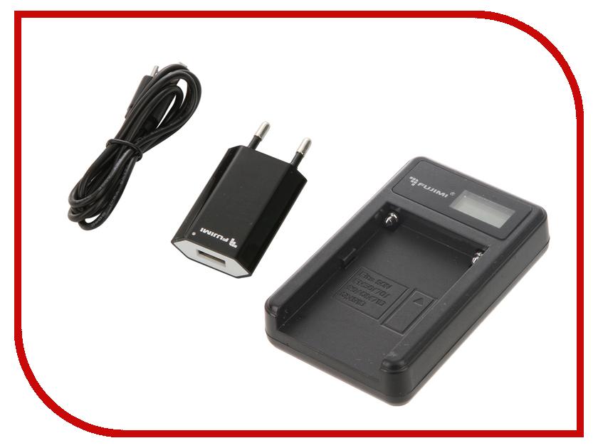 Зарядное устройство Fujimi FJ-UNC-FM500 + Адаптер питания USB