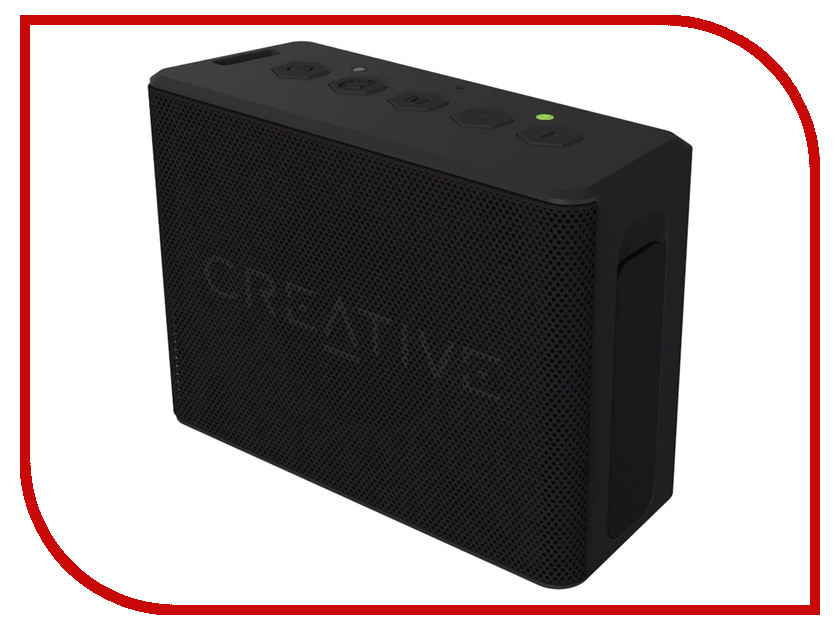 Колонка Creative Muvo 2C Black колонка creative t30 wireless