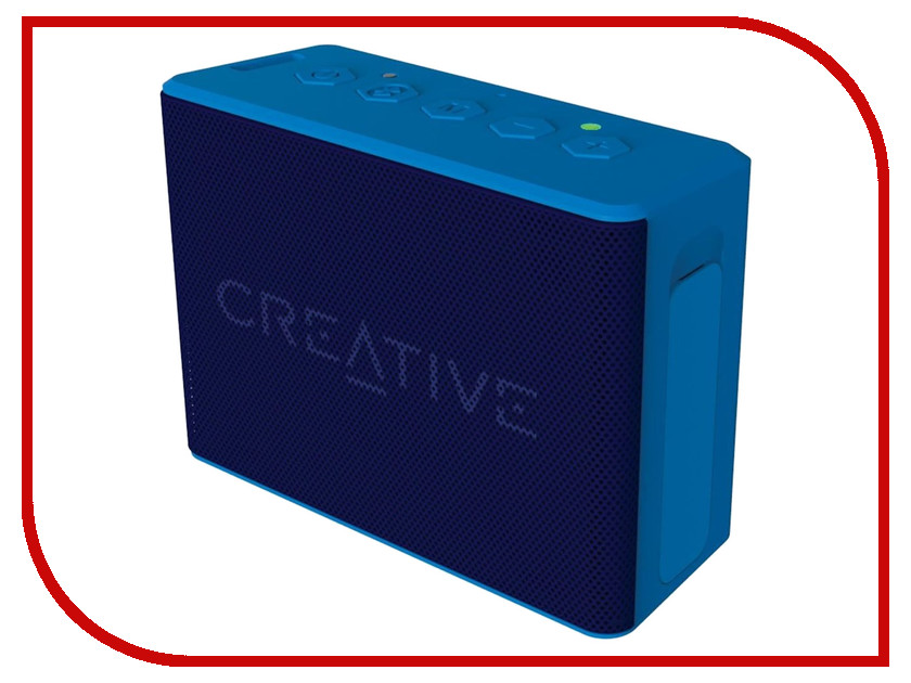 Колонка Creative Muvo 2C Blue колонка creative t30 wireless