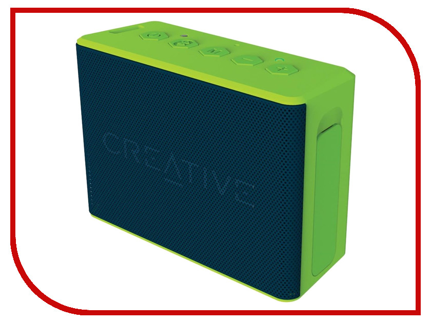 Колонка Creative Muvo 2C Green колонка creative t30 wireless
