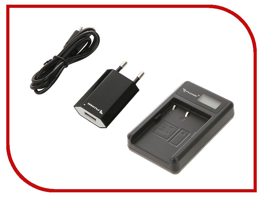 Зарядное устройство Fujimi FJ-UNC-ENEL3E + Адаптер питания USB
