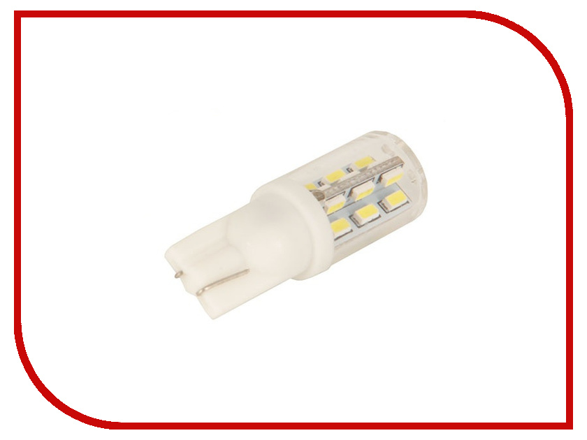 Лампа Gofl / Glare of Light T10 (W5W)-24-3014 SMD 1529