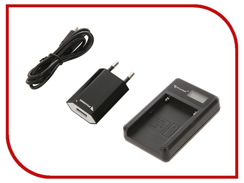 Зарядное устройство Fujimi FJ-UNC-F960 + Адаптер питания USB 1383