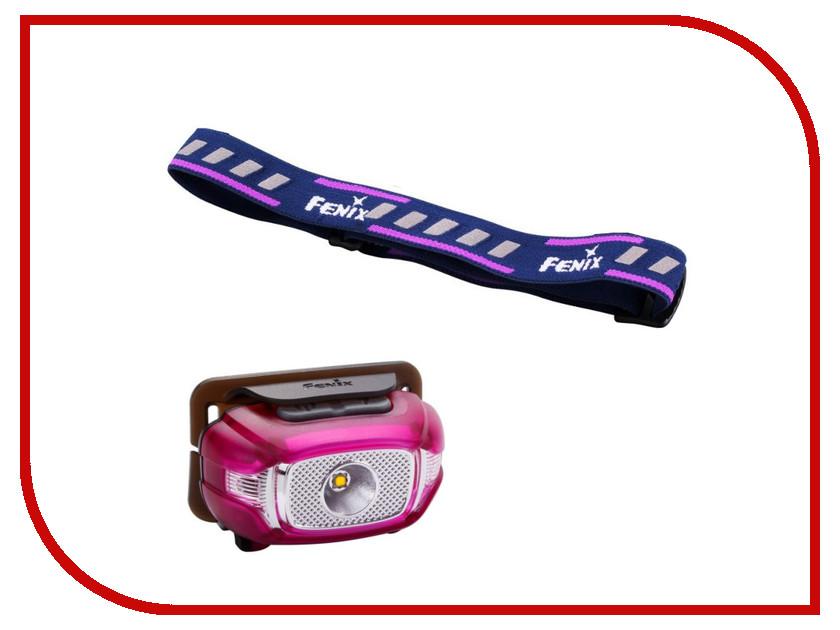 Фонарь Fenix HL15 Purple
