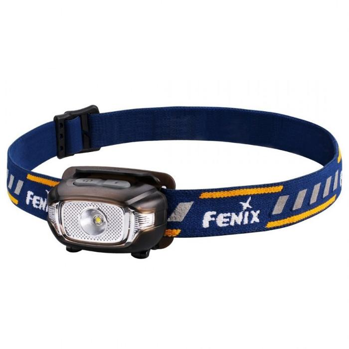 Фонарь Fenix HL15 Black