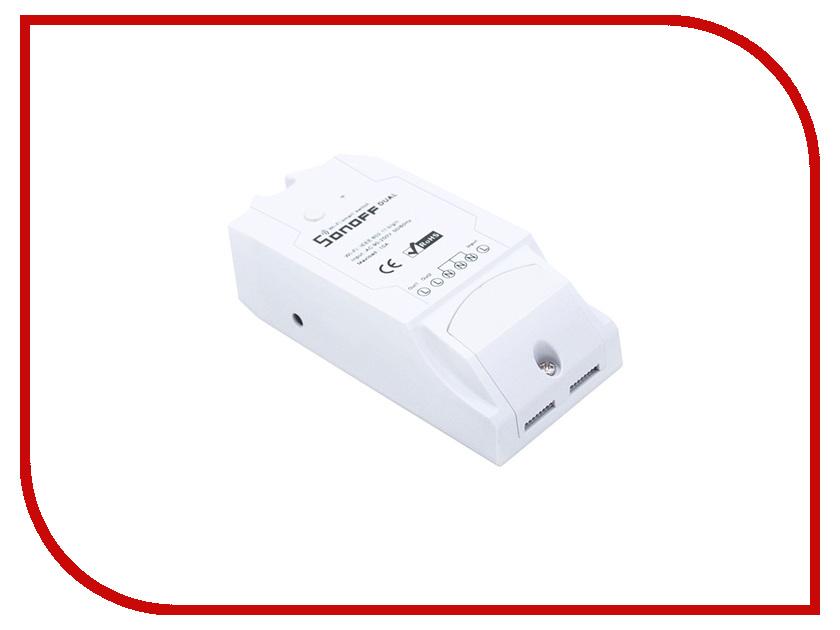 Выключатель Sonoff Dual tyt tae yeong tbbq3 100iii dual power source automatic switch 16a 3p dual power transfer switch