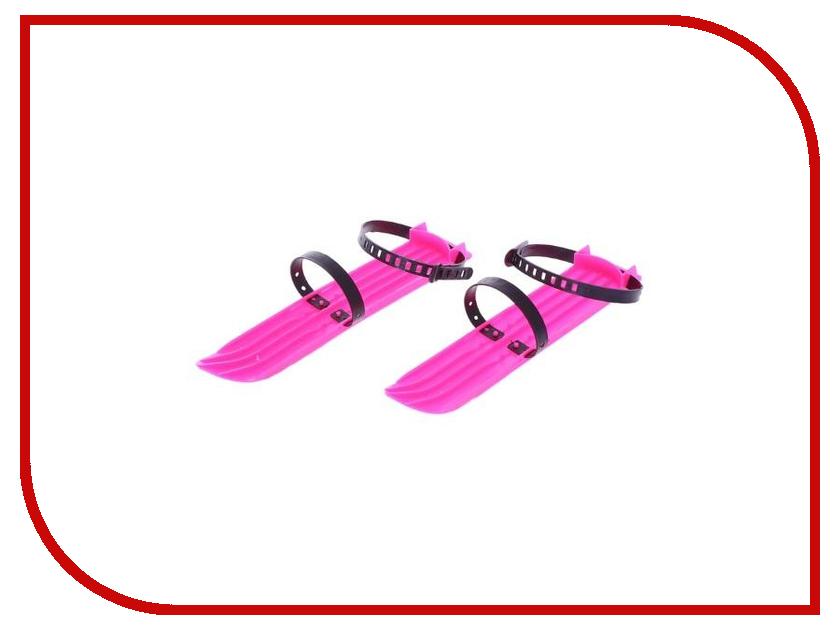 Игра спортивная Радиан Мини-лыжи Р-2 40.5x7.5x4.5cm Pink<br>
