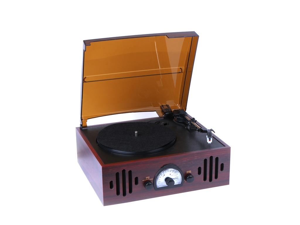 Проигрыватель ION Audio Trio LP ion audio classic lp черный