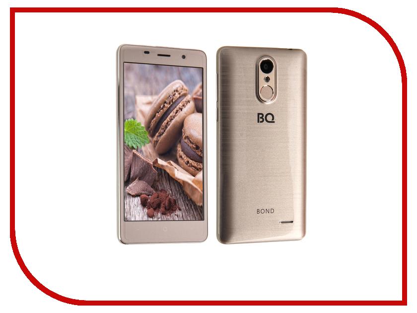 все цены на Сотовый телефон BQ 5022 Bond Gold онлайн