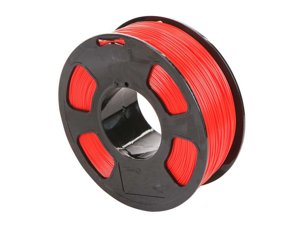 Аксессуар U3Print Geek Fil/lament ABS-пластик 1.75mm 1kg Ruby Red HP