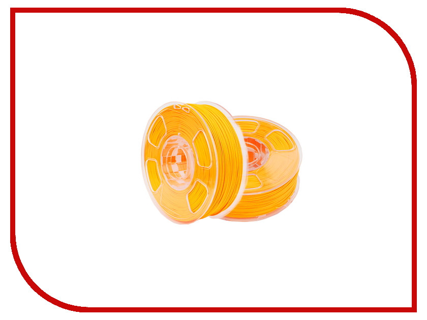 Аксессуар U3Print ABS-пластик 1.75mm 1кг Orange Flour Basic<br>