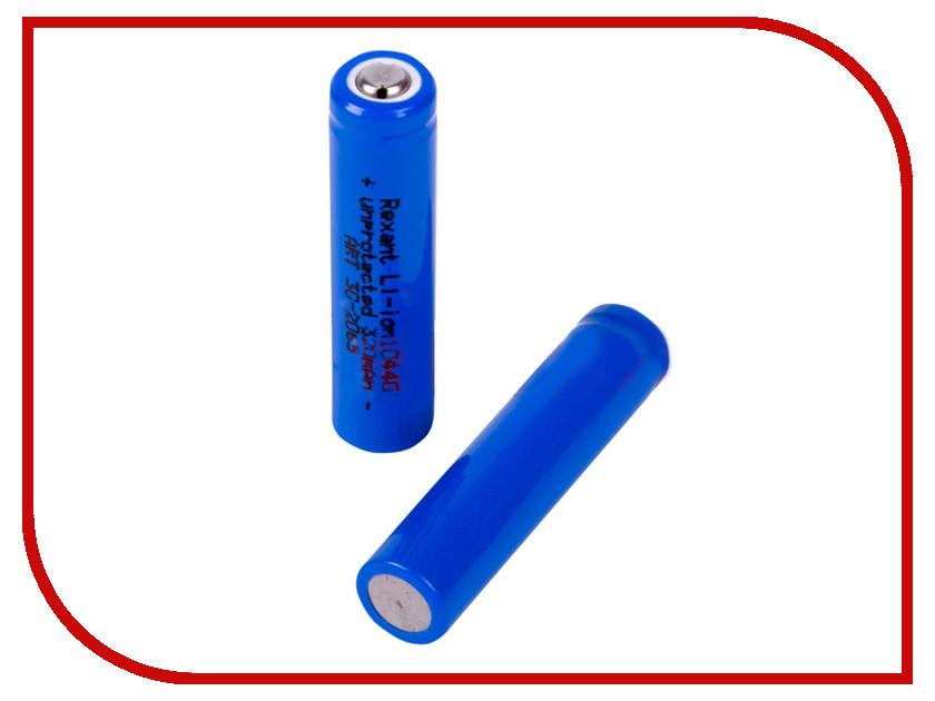 Аккумулятор Rexant Li-Ion 10440 320 mAh 3.6V 10шт 30-2065<br>