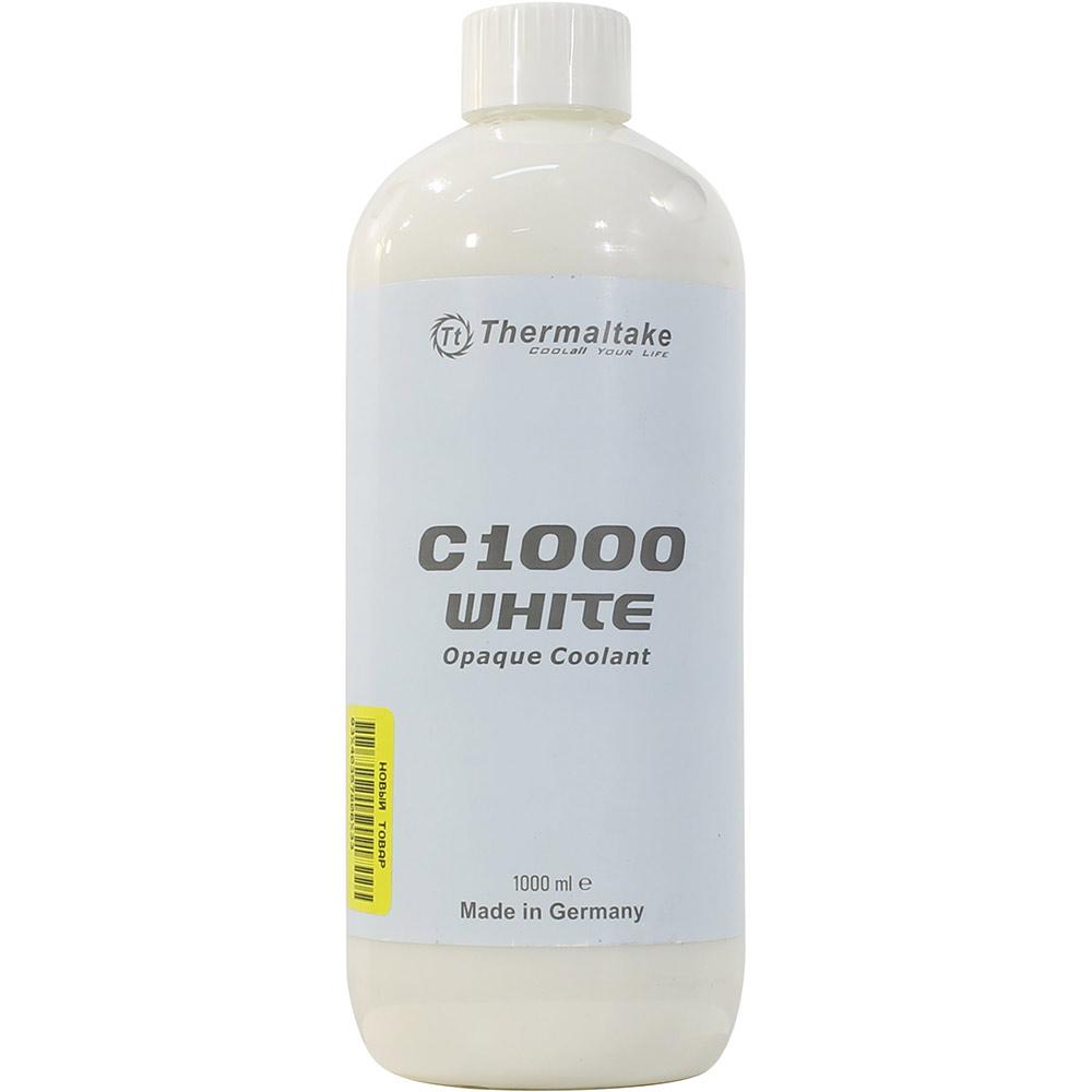Хладагент для СВО Thermaltake C1000 Opaque Coolant 1000ml White CL-W114-OS00WT-A цена и фото