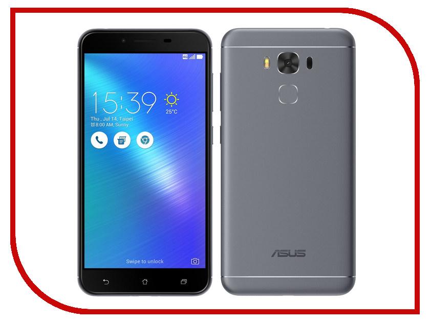 Сотовый телефон ASUS ZenFone 3 Max ZC553KL 32Gb Gray смартфон asus zenfone 3 max zc553kl 32gb silver