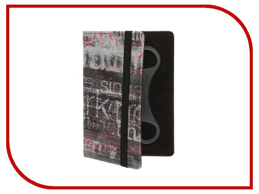 Аксессуар Чехол 7.0-inch Vivacase Megapolis Grey VUC-CMG07P-gr<br>