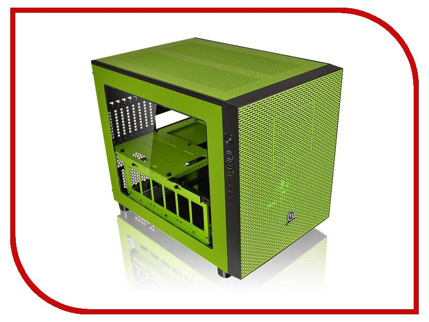 Корпус Thermaltake Core X5 Green CA-1E8-00M8WN-00 thermaltake tr2 s 550w