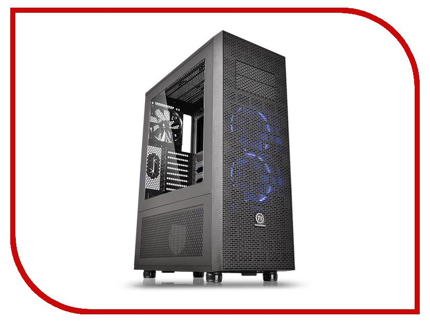 Корпус Thermaltake Core X71 Black CA-1F8-00M1WN-00
