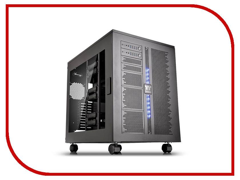 Корпус Thermaltake Premium Core W200 Black CA-1F5-00F1WN-00 корпус thermaltake versa h24 black ca 1c1 00m1nn 00