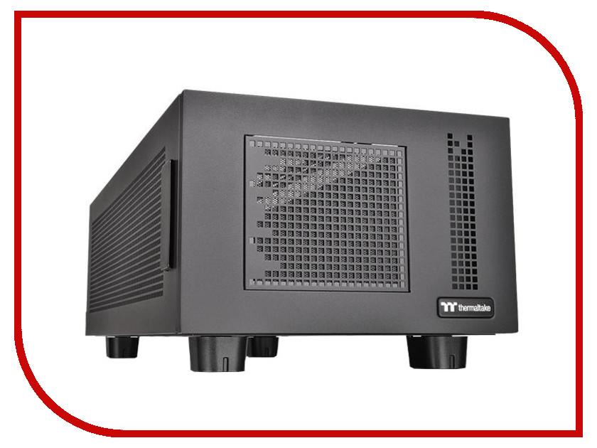 Корпус Thermaltake Premium Core P100 Black CA-1F1-00D1NN-00<br>