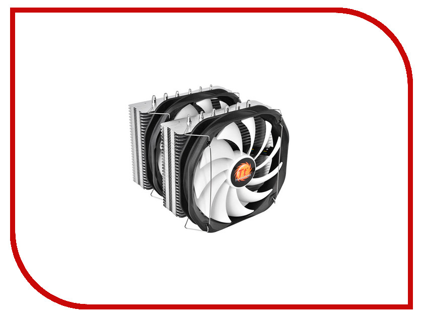 Кулер Thermaltake Cooler Frio Extreme Silent 14 Dual CLP0587-B