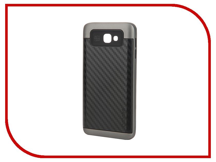Аксессуар Чехол Samsung Galaxy J5 Prime Araree Amy Classic Silver AR20-00193B