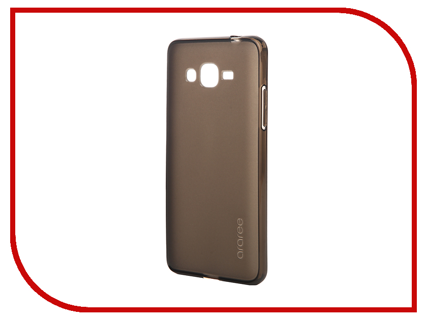 Аксессуар Чехол Samsung Galaxy J2 Prime Araree Nu:kin Flex Black AR20-00203B<br>