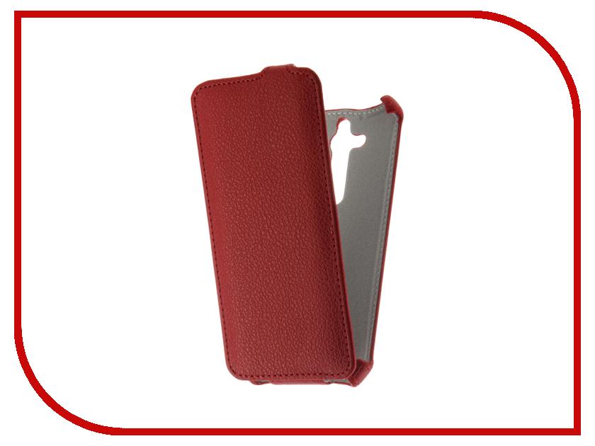 Аксессуар Чехол ASUS Zenfone GO ZB500KL Zibelino Classico Red ZCL-ASU-ZB500KL-RED аксессуар чехол asus zenfone 3 ze520kl zibelino classico zcl asu ze520kl blk