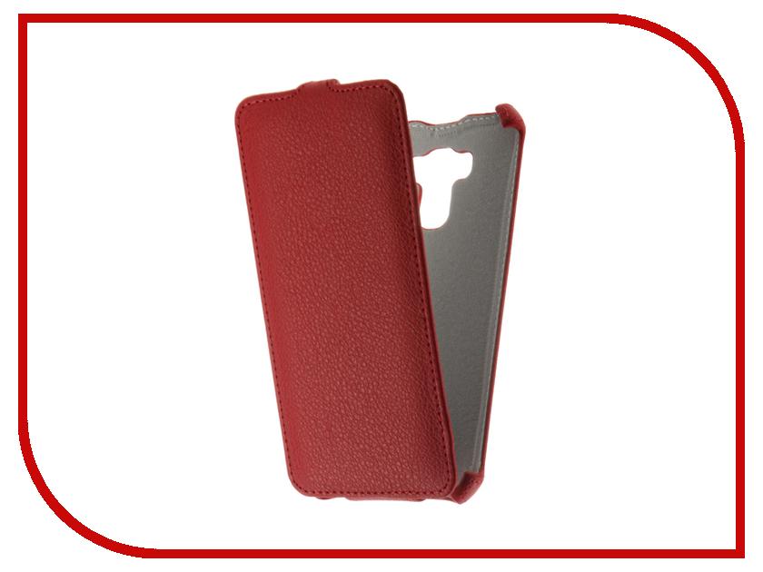 Аксессуар Чехол ASUS Zenfone 3 MAX ZC553KL Zibelino Classico Red ZCL-ASU-ZC553KL-RED<br>