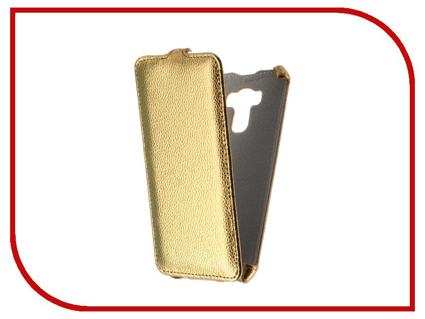 Аксессуар Чехол ASUS Zenfone 3 MAX ZC553KL Zibelino Classico Gold ZCL-ASU-ZC553KL-GLD аксессуар чехол asus zenfone 3 max zc520tl zibelino classico zcl asu zc520tl blk