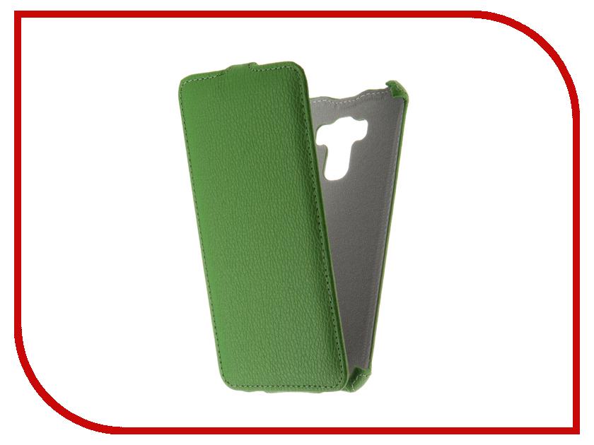 Аксессуар Чехол ASUS Zenfone 3 MAX ZC553KL Zibelino Classico Green ZCL-ASU-ZC553KL-GRN<br>