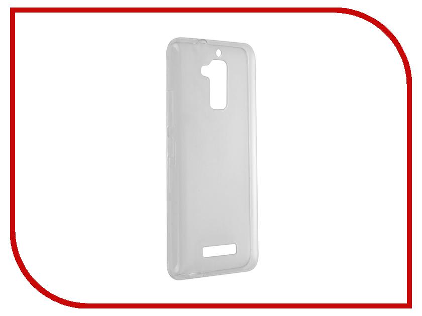 Аксессуар Чехол ASUS Zenfone 3 MAX ZC520TL Zibelino Ultra Thin Case White ZUTC-ASU-ZC520TL-WHT аксессуар чехол asus zenfone 3 max zc553kl zibelino classico black zcl asu zc553kl blk