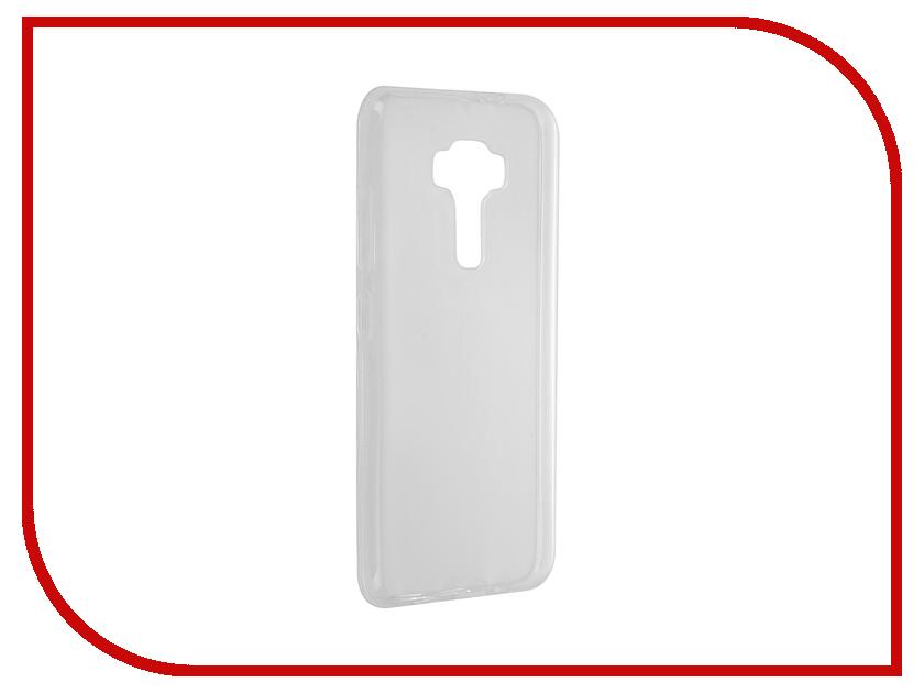 Аксессуар Чехол ASUS Zenfone 3 ZE520KL Zibelino Ultra Thin Case White ZUTC-ASU-ZE520KL-WHT аксессуар чехол asus zenfone 3 ze520kl zibelino classico zcl asu ze520kl blk