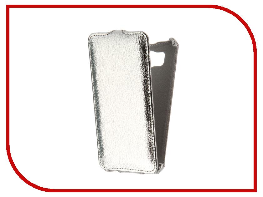 Аксессуар Чехол Prestigio Grace R7 Zibelino Classico Silver ZCL-PRST-R7-SLV