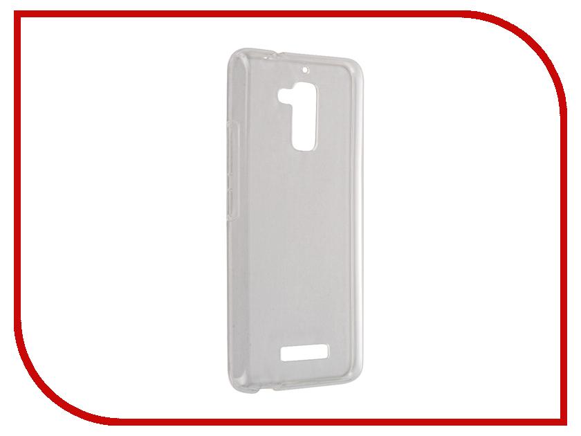 Аксессуар Чехол ASUS ZenFone 3 Max ZC520TL Svekla Transparent SV-ASZC520TL-WH аксессуар чехол lenovo vibe c2 k10a40 svekla transparent sv lek10a40 wh